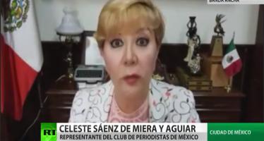 Club de Periodistas de México exige justicia para reportero ruso
