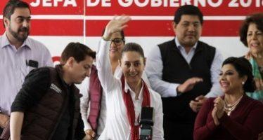 Sheinbaum ofrece rescatar Deportivo de Magdalena Mixhuca