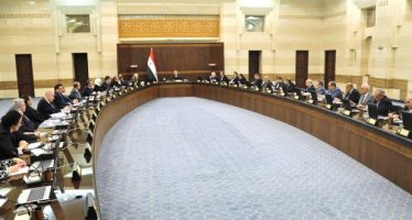 Siria aprueba plan de trabajo para zonas liberadas del terrorismo