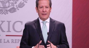 México ha crecido por sus libertades: vocero de la Presidencia
