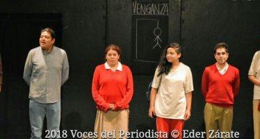 """""""En la tierra de los Corderos"""" del dramaturgo toluqueño Alexis Casas Eleno llega al Teatro La Capilla"""
