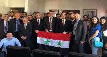 Unión de Estudiantes Sirios en Chipre celebra conferencia anual