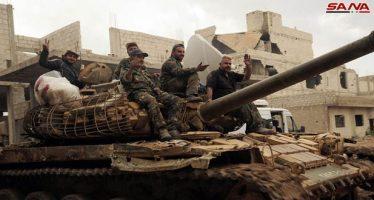 FFAA estrecha cerco sobre terroristas en Hayar Aswad