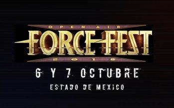 El reconocido Force Metal Fest Open Air llegará al Estado de México