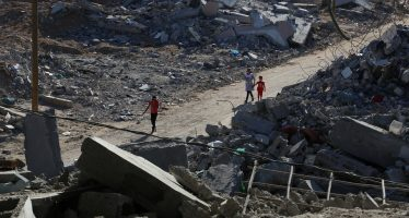 """""""La comunidad internacional no debe de abandonar Palestina"""""""