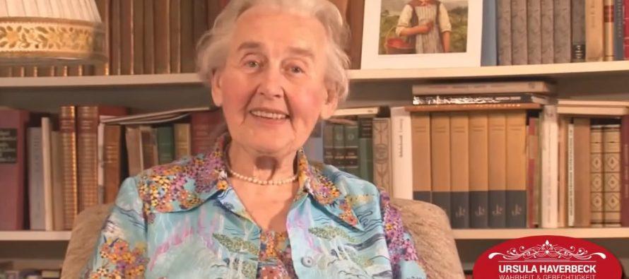 """Dos años de cárcel para """"abuela nazi' alemana: niega el Holocausto"""