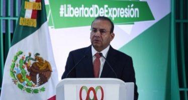 Navarrete: Garantizada seguridad en las elecciones