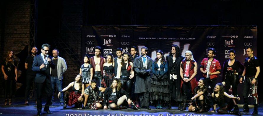 """Llega """"Jack Destripador, el rockstar del horror"""" al Centro Cultural Teatro 2"""