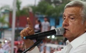 AMLO realizará campaña política en Hidalgo y San Luis Potosí