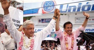 López Obrador reitera que su prioridad es abatir la corrupción