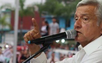 López Obrador se reunirá con simpatizantes en Oaxaca