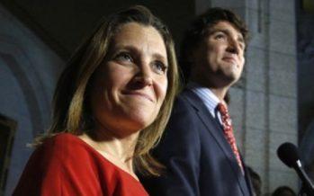 La canciller de Canadá visitará Washington tras el nuevo acuerdo comercial entre EE.UU. y México