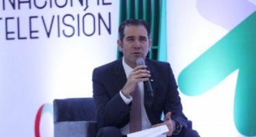INE insta a sectores a cumplir y respetar la democracia