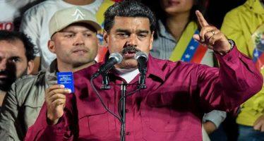 Maduro gana elecciones presidenciales en Venezuela