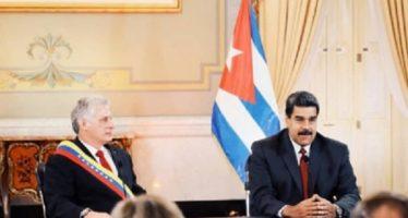 Venezuela y Cuba examinan proyectos de cooperación