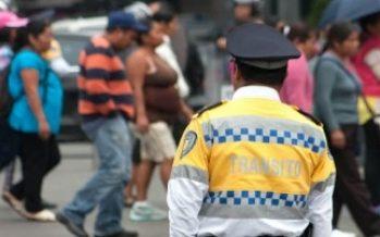 Marchas complican vialidad en Reforma y el Centro en la CDMX
