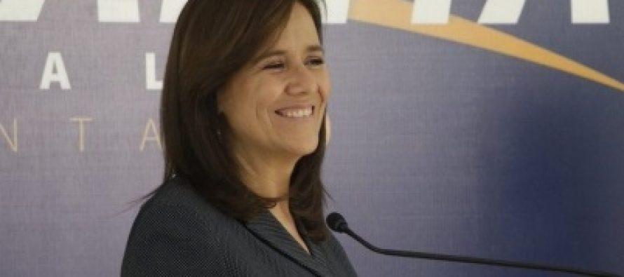 Margarita Zavala pide defender la libertad para evitar el totalitarismo