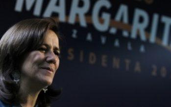 Margarita Zavala se compromete a proteger a las mujeres