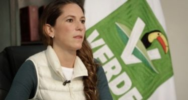 Mariana Boy promueve el respeto al peatón y al ciclista en la capital