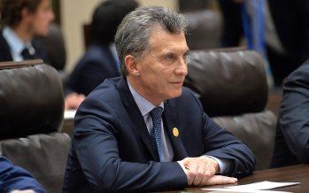 """Gobierno de Macri descarta """"absolutamente"""" la posibilidad de un 'default'"""