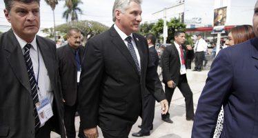 El presidente de Cuba sobre el accidente aéreo