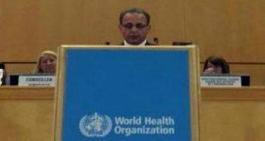 Siria participa en la 71 sesión de la OMS