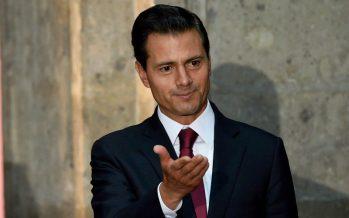 El México que queremos se construye entre todos: Peña Nieto