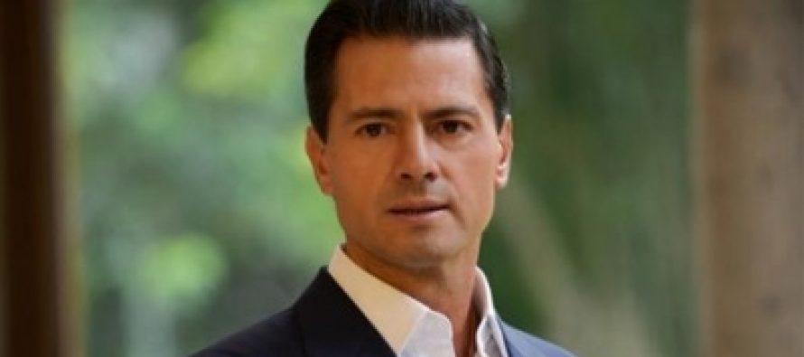 Peña Nieto reconoce a ciudadanía por atender protocolos
