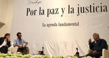 Plantea Obrador decálogo para atender el tema de la seguridad