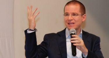 Propone Anaya estrategia integral de seguridad y justicia