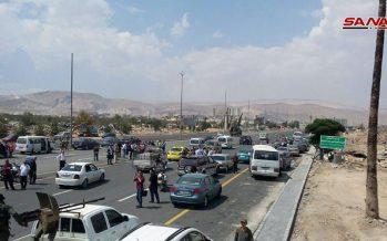 Más de 1.300 familias sirias regresan a la provincia de Homs, liberada de terroristas