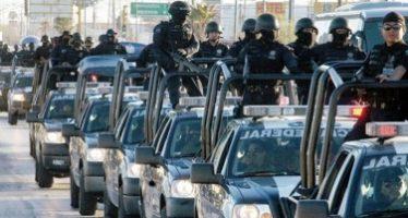 Refuerzan operativo de seguridad en región de la Tierra Caliente