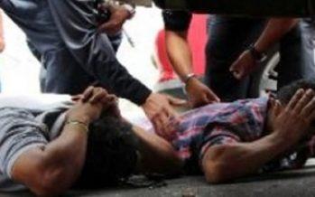 Remiten a PGR a dos narcomenudistas de la Morelos
