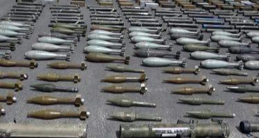 Siria impide entrega de armas y medicinas israelíes a terroristas