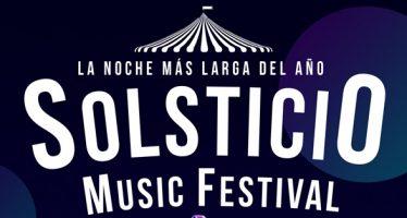 """Llega """"Solsticio Music Festival"""" al Foro 360 para hacer vibrar las almas del público"""