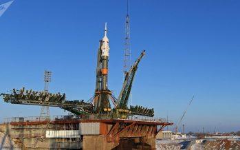 Soyuz MS-09 partirá a la EEI el 6 de junio