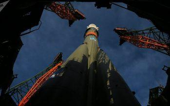 Soyuz hará su primer vuelo en 2019