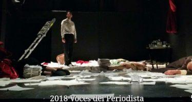 """""""Tréplev"""", taxidermia en cuatro actos, una puesta en escena que no se conforma con ser la reproducción de un texto dramático"""