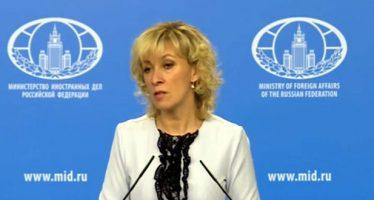 Revela Moscú qué países financian a los Cascos Blancos