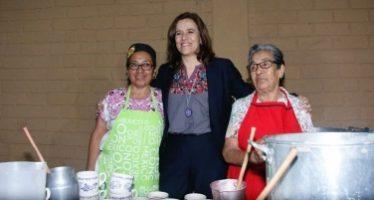 Zavala promete reforma laboral para apoyar a jóvenes y mujeres