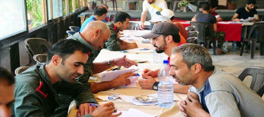 Regularizan estatus jurídico en el sur de Damasco