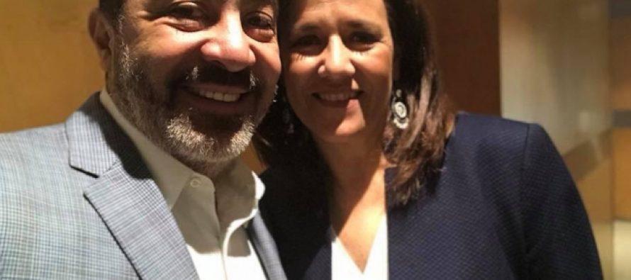 Exjefe de la oficina de Margarita Zavala votará por Meade