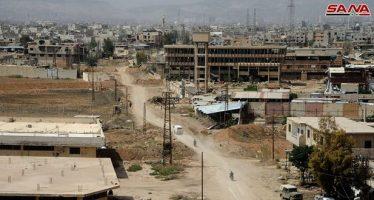 Alto el fuego en Hayyar Asswad es por meras razones humanitarias