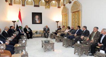 Pakistán reitera apoyo a solución política a la crisis