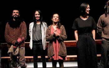 """Celebran 150 representaciones de la puesta en escena """"Lo que queda de nosotros"""""""