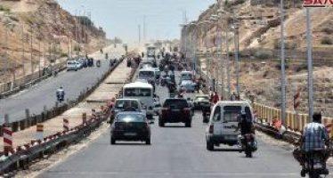 Autopista Homs-Hama es reabierta oficialmente