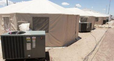 Ubican 97 instalaciones en EEUU que albergan niños migrantes