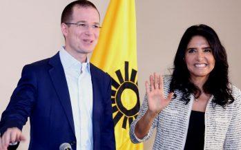 Anaya, Barrales y aspirantes del Frente hoy en la CDMX