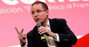 Anaya resalta coincidencias con el Consejo Mexicano de Negocios