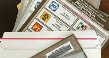 Embajadas y consulados, sin facultades para recibir voto